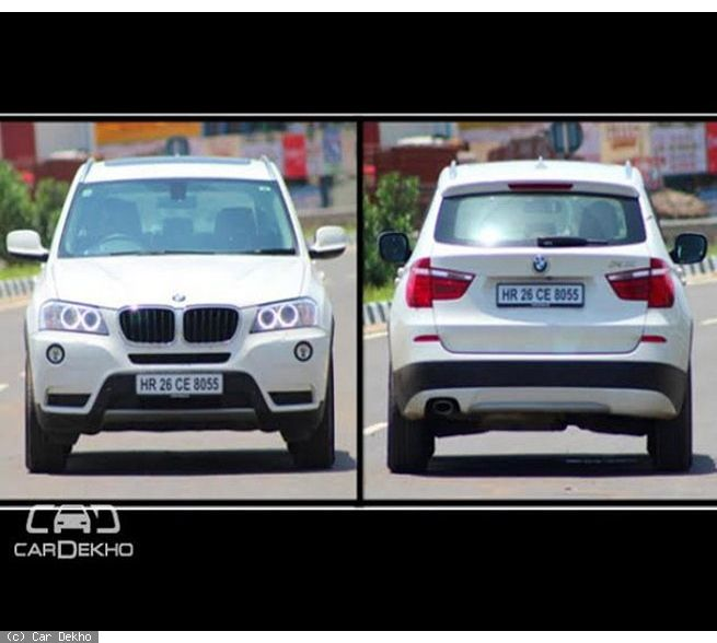 Meet The All New Sub Lakh BMW X Facelift In Pictures - Audi car below 50 lakh