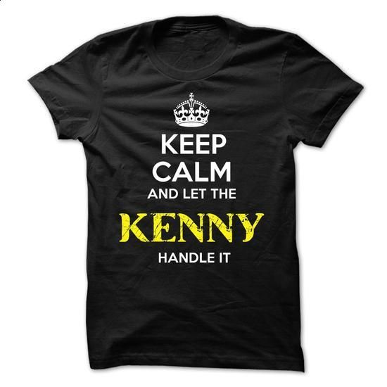 KENNY KEEP CALM Team - #plaid shirt #white sweatshirt. BUY NOW => https://www.sunfrog.com/Valentines/KENNY-KEEP-CALM-Team-57007691-Guys.html?68278