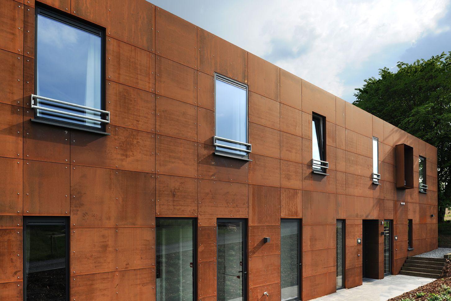 Luc spits architecture companies rénovation et transformation dune maison en gîte