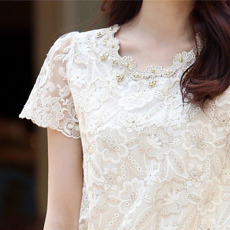 466e6ff61874e Pin de Criart s Desing em blusas