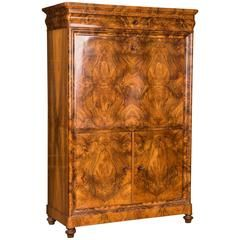 Highly Interesting South German Biedermeier Secretaire Circa 1830 Biedermeier Furniture Antiques Vintage Storage