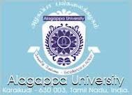 Alagappa University, Careers, employment, government jobs, Jobs, Latest Jobs, recruitment, Senior Research Fellow Recruitment, SRF Jobs, University Jobs, Vacancies