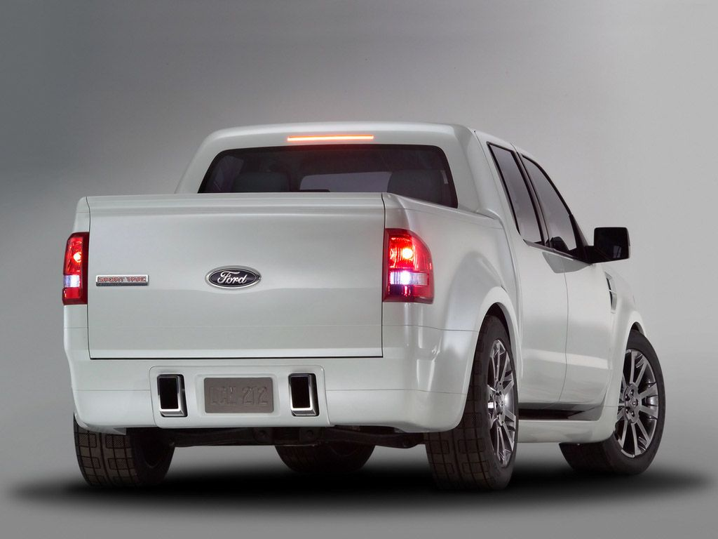 2005 Ford Explorer Sport Trac Concept Images Coches y