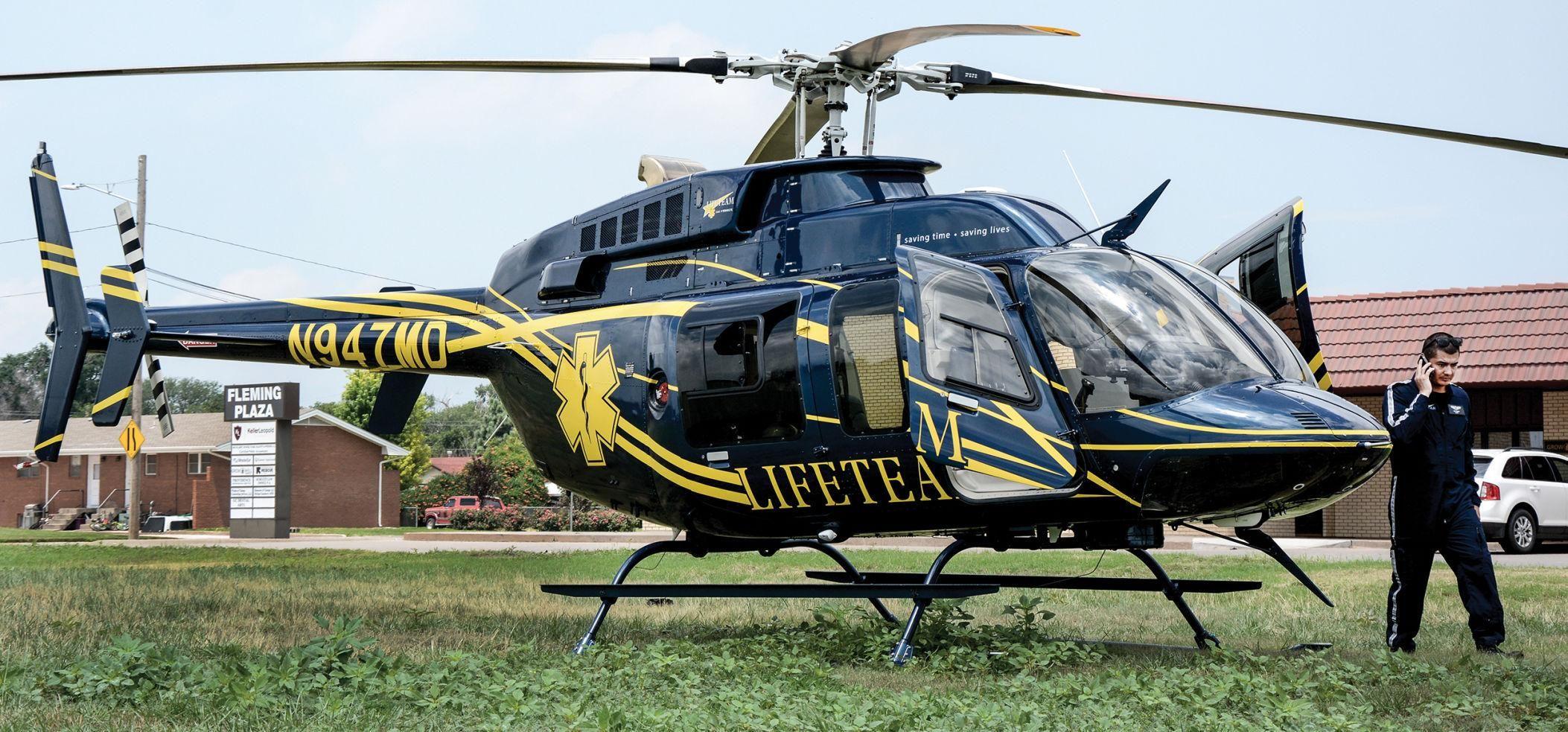 LifeTeam to host flight school at GCCC The Garden City