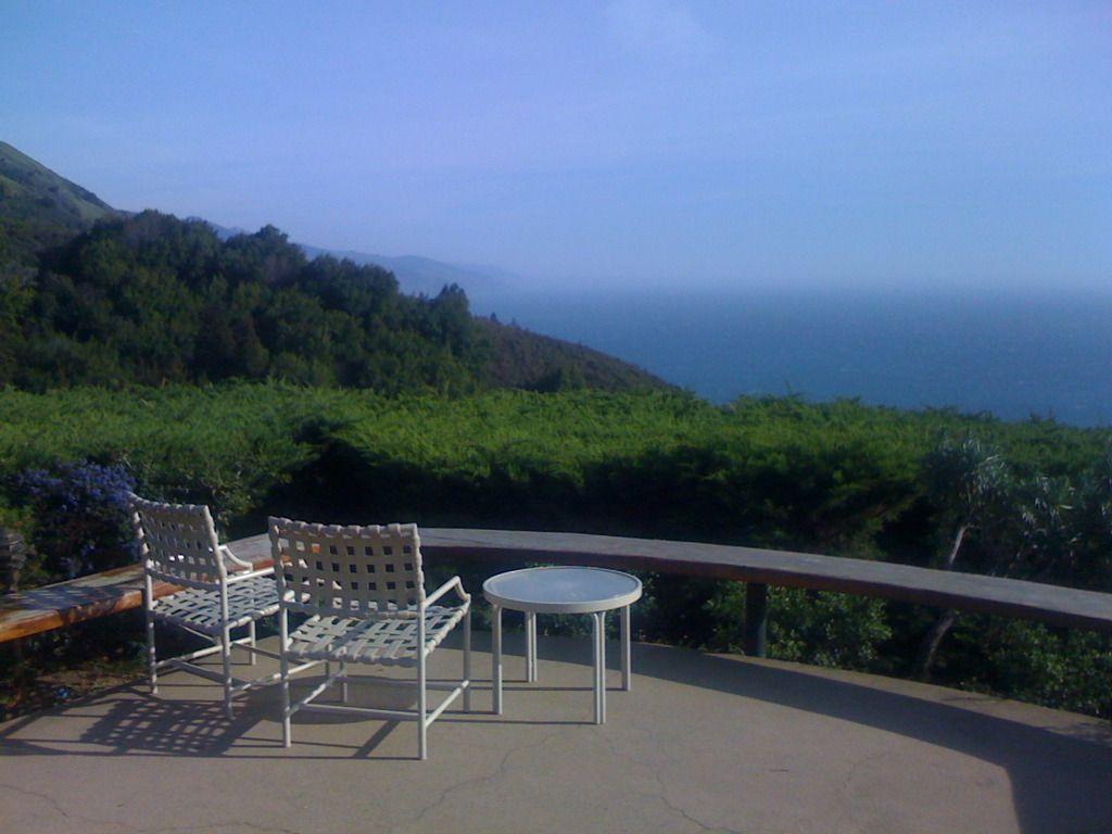 Ventana. Big sur nirvana, great food, views, weather, accomidations ...