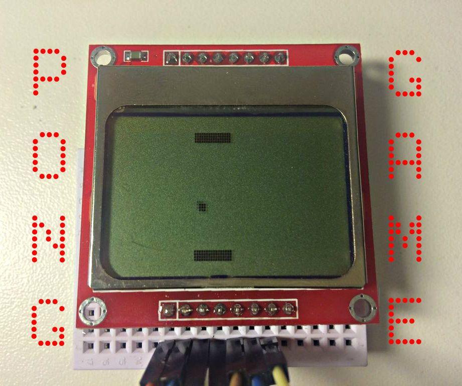 Robot maker lcd game simulator