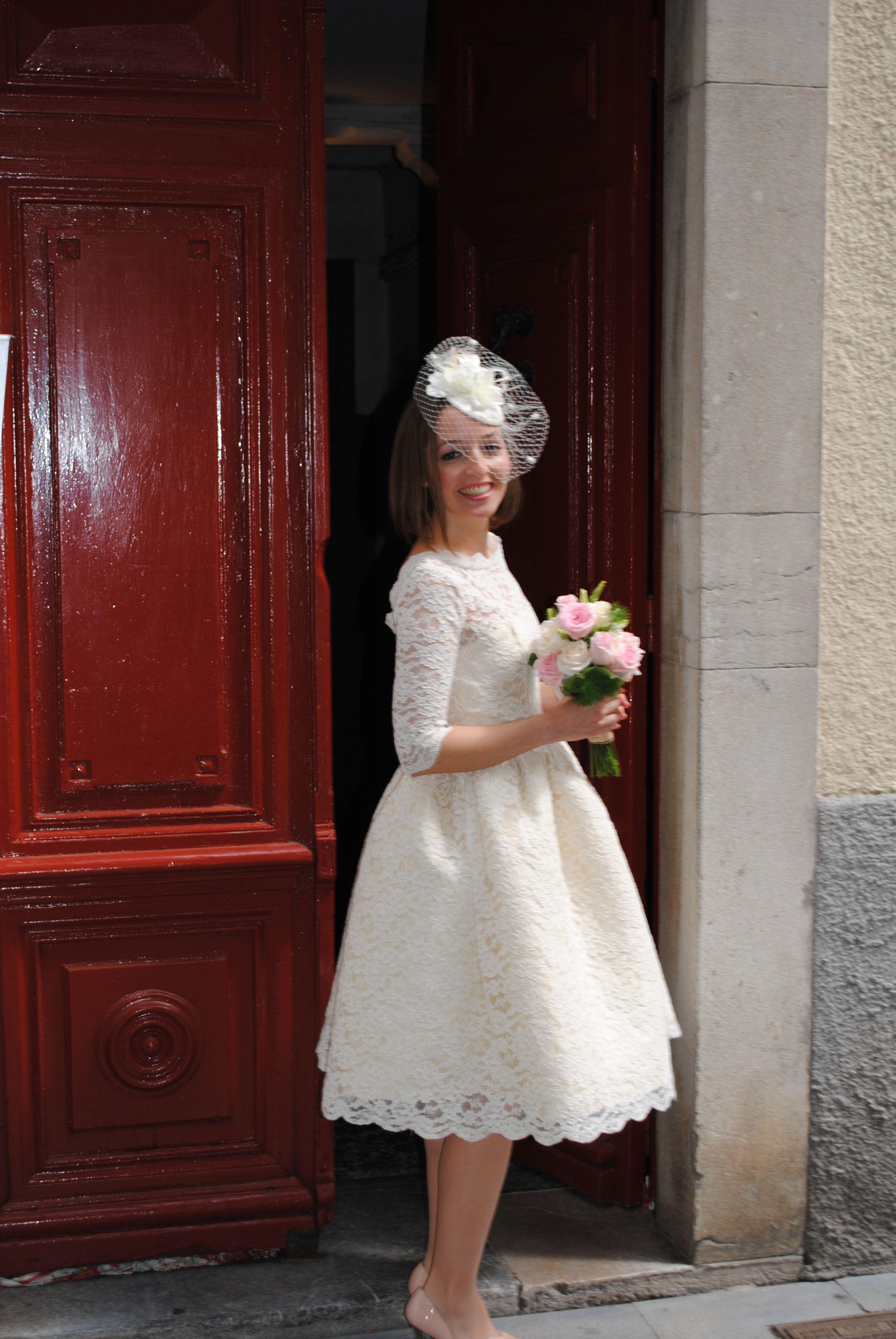 Vestido de novia 50