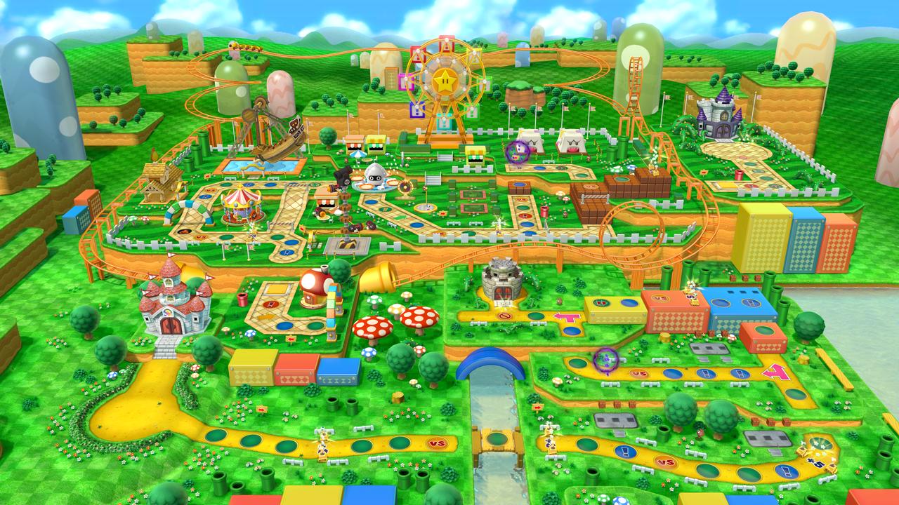 Mario Party Mario Themed Birthday Party Mario And Luigi