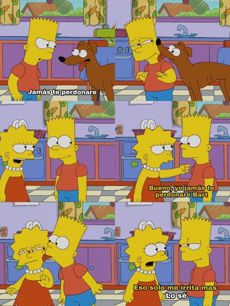 Amor Animal Y Los Simpsons Memes De Los Simpson Frases De Los Simpsons Dibujos De Los Simpson