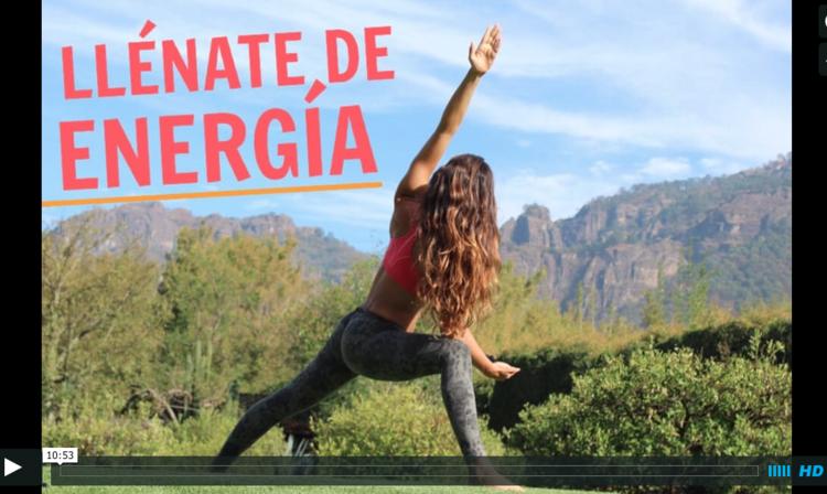 Empieza tu día con claridad y energía — Regina Marco