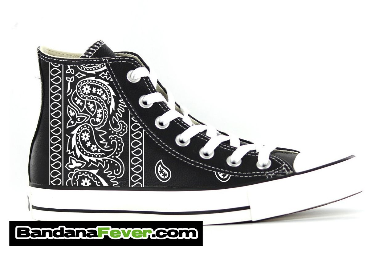 f6ab226e Pin by Bandana Fever | Custom Shoes on Throwback Designs | Converse ...