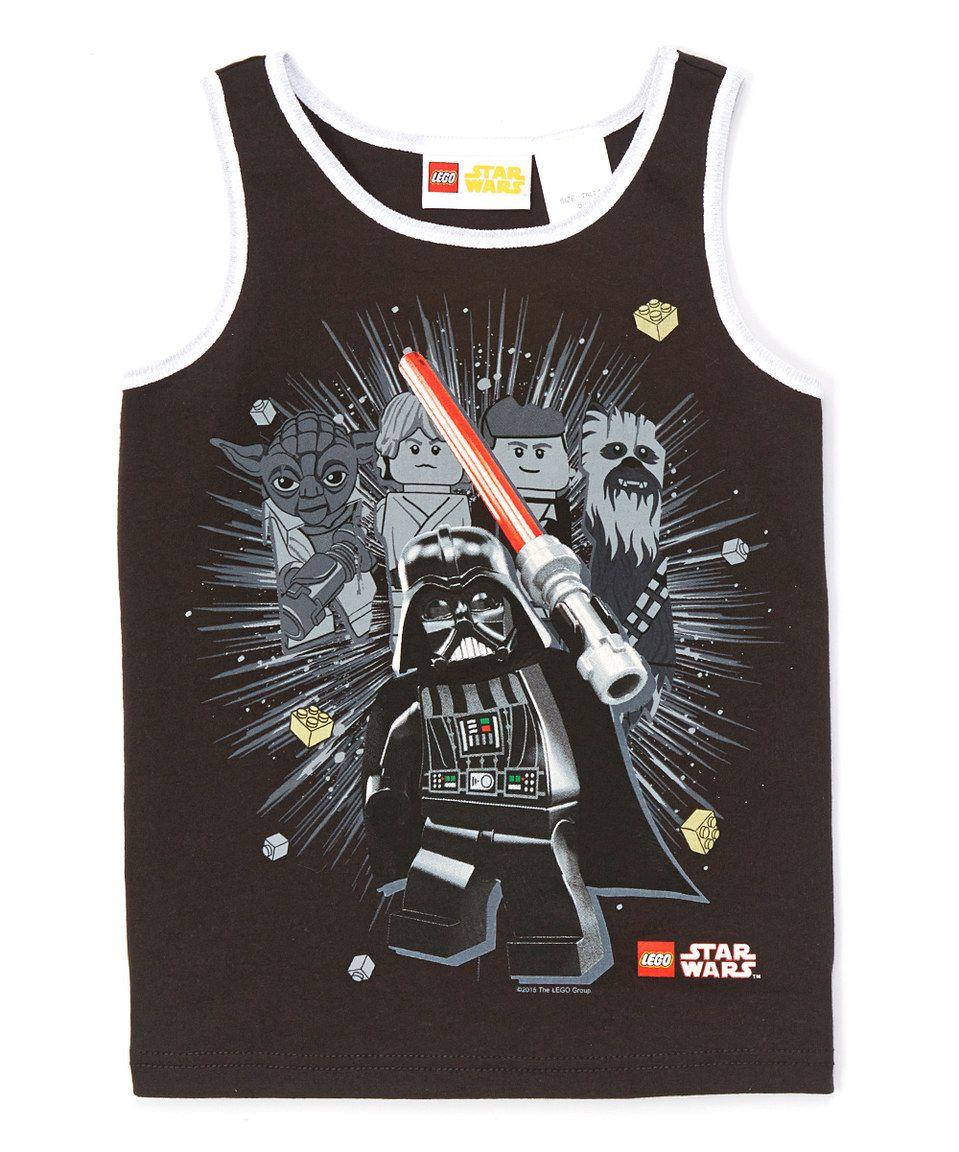Look what I found on #zulily! Black LEGO Star Wars Darth Vader Tank - Boys by LEGO #zulilyfinds