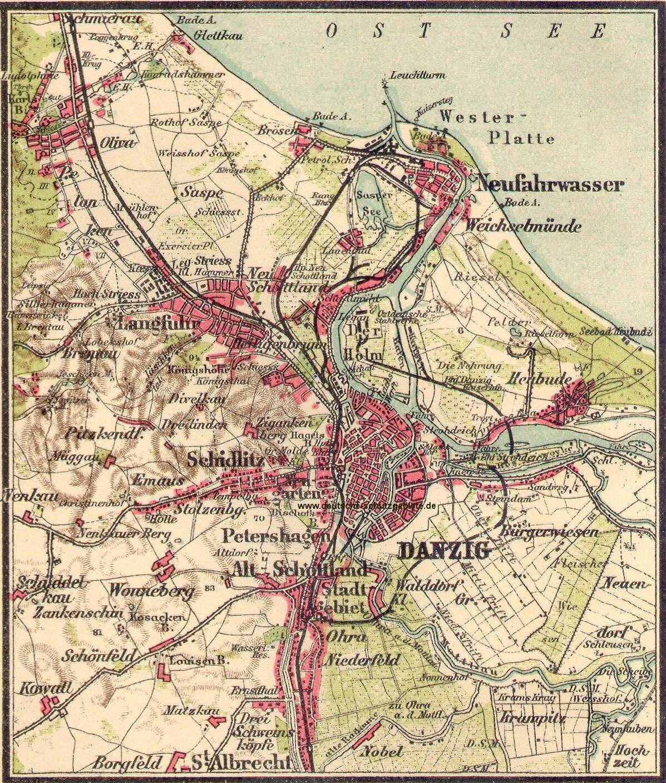 Danzig im Koenigreich Preussen