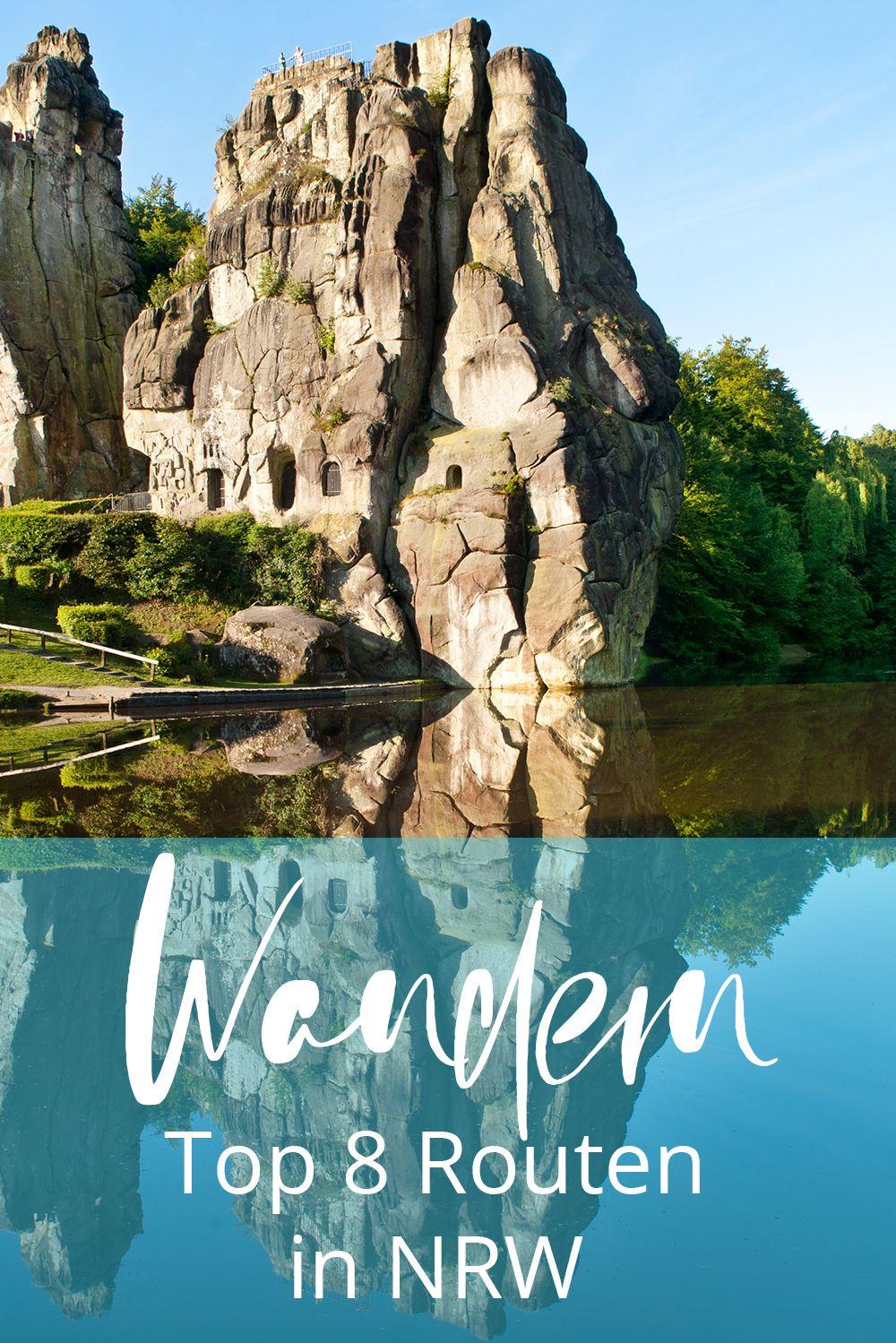 Photo of Las 8 mejores rutas para practicar senderismo en NRW