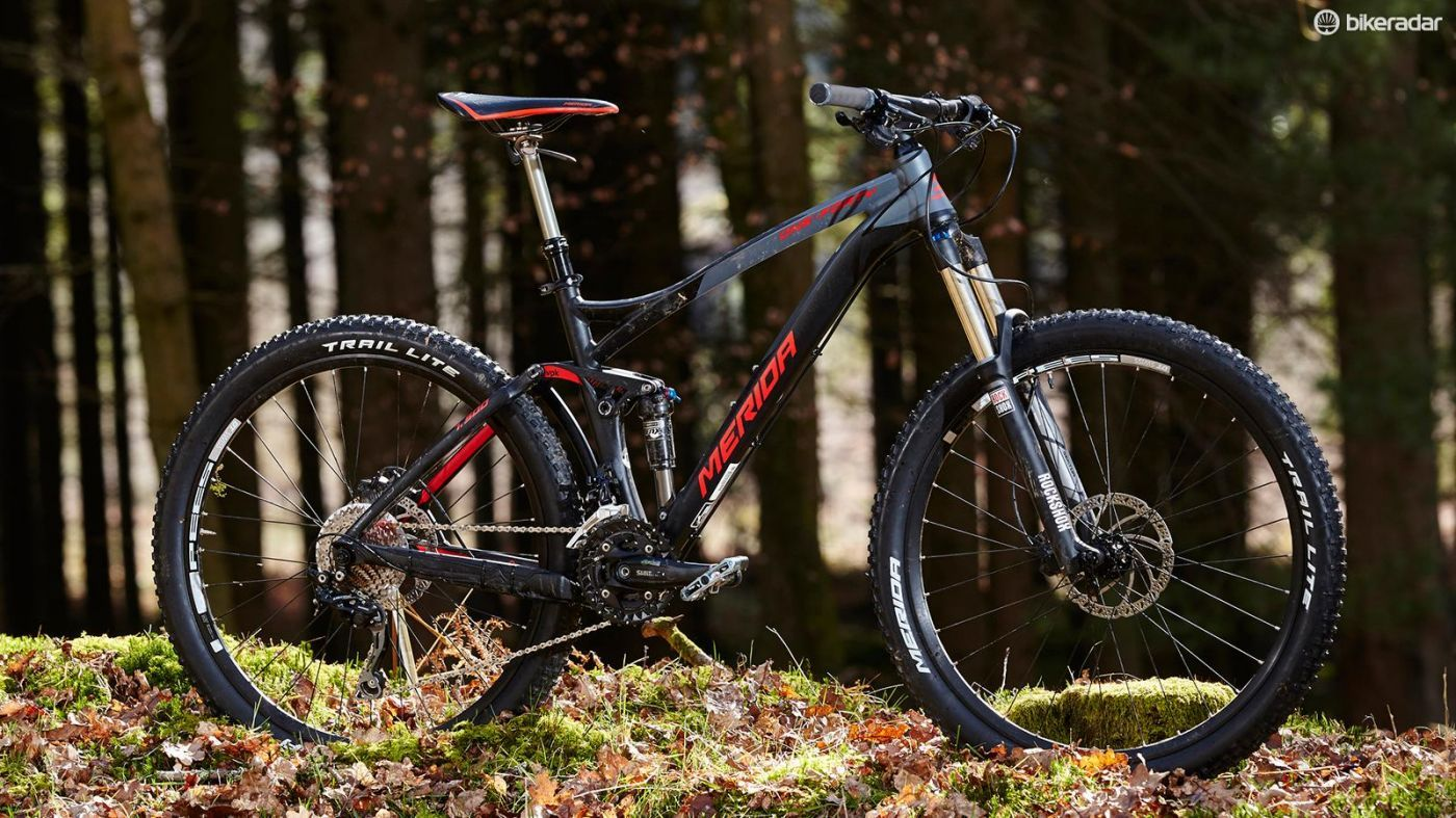Merida One Forty 7 500 Review With Images Mountain Bike