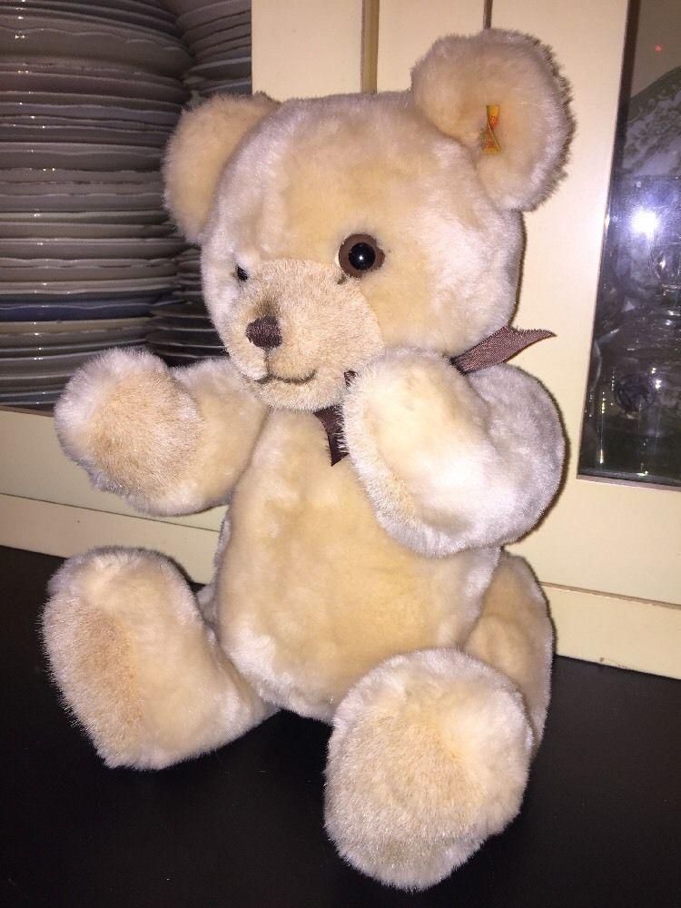 Steiff bear ID 012280 Petsy   | eBay