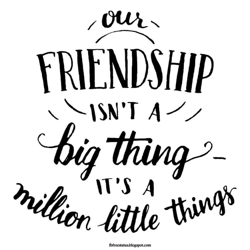 Ultimate Collection Of Friendship Quotes With Friendship