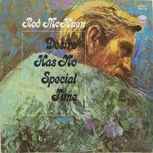 Rod McKuen - Desire Has No Special Time at Discogs