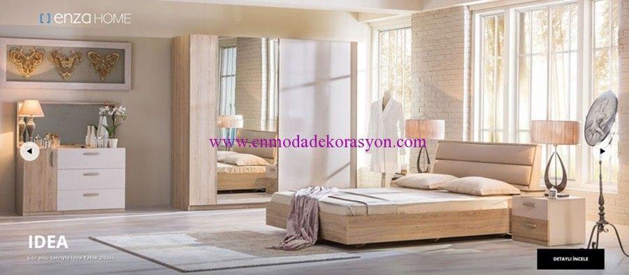 Enza Home Idea Yatak Odasi Takimi 2016 2017 En Moda