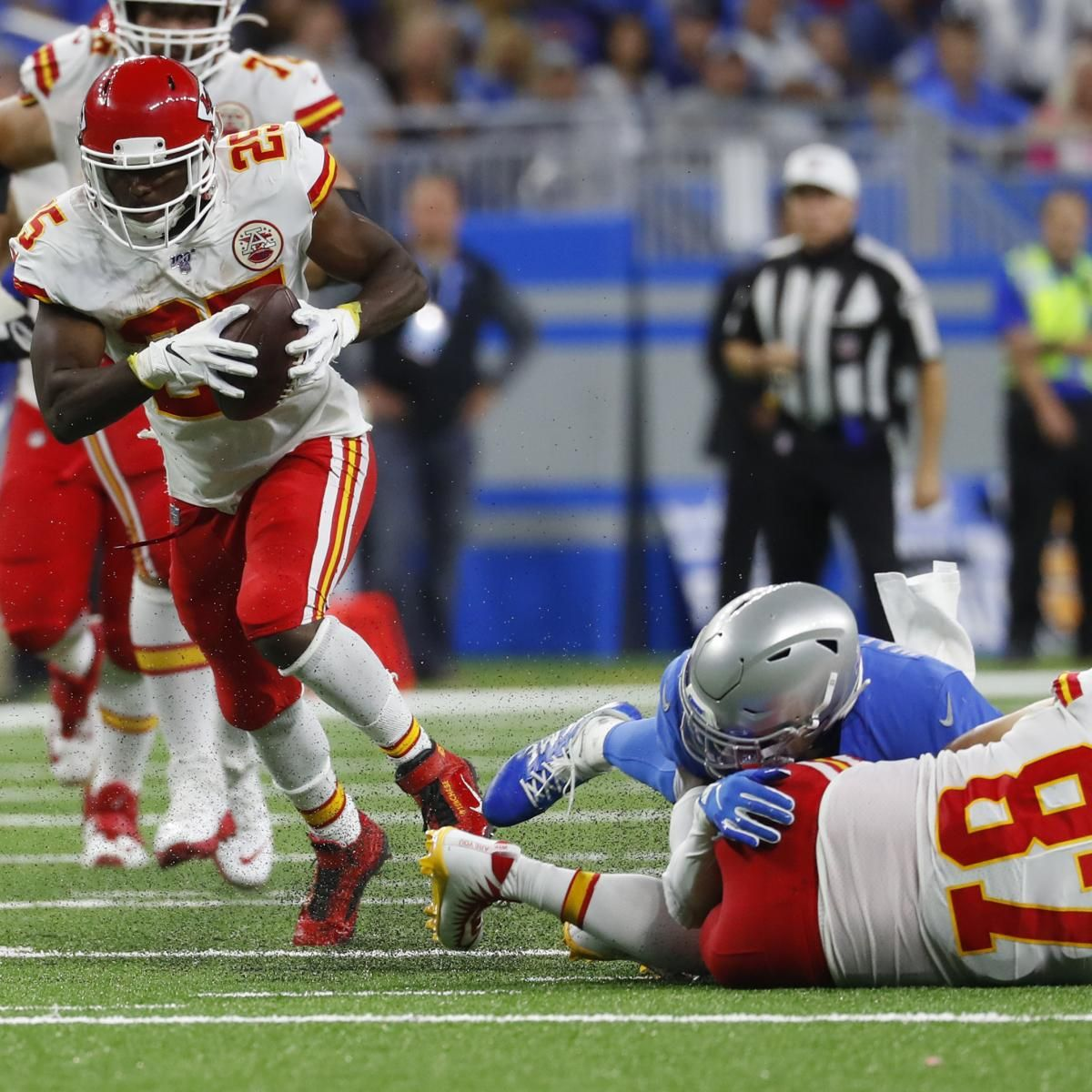 Gridiron Digest There S More To The Chiefs Than Mahomes Magic Bleacher Report Latest News Videos And Highlights Nfl History Gridiron Chief