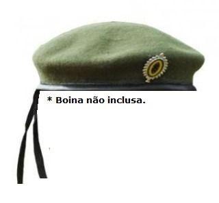 74f6c28a17 Distintivo De Boina Brasão Eb Símbolo Exército - Padrão Rue - América  Tático Aventura Artigos Militares