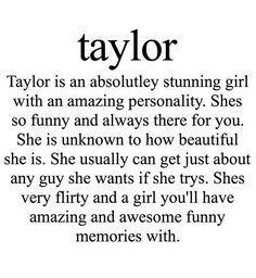 My Daughter ? Taylor ? My Love My Life ? My World ? ?My ...