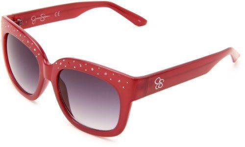 5d4332fd6d6 Jessica Simpson Women s J533 Cat Eye Sunglasses