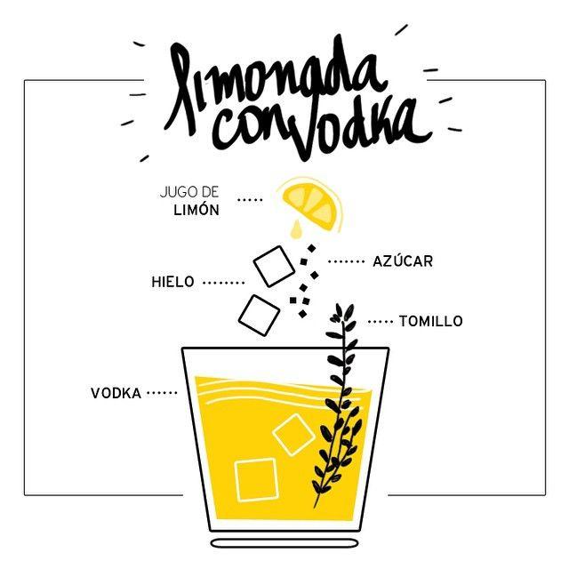 """""""#MixturaDrinks ¿has pensado alguna vez qué tal es la limonada con vodka? Te dejamos esta receta para que pruebes.  #mixtura #mixturagourmet #friday #drinks"""" Photo taken by @mixturagourmet on Instagram, pinned via the InstaPin iOS App! http://www.instapinapp.com (11/14/2014)"""
