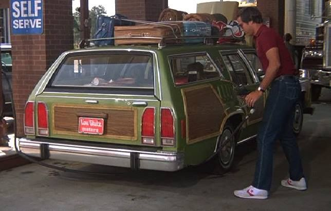 The Wagon Queen Family Truckster Was Dreamed Up For The 1983