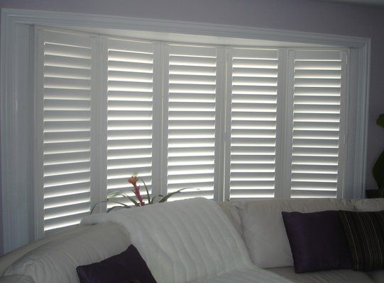 Bow Window Blinds Bow Window Coverings In 2019 Bow Window