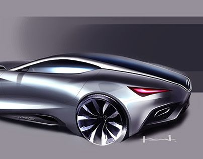 """查看此 @Behance 项目:""""AMG Concept""""https://www.behance.net/gallery/20207293/AMG-Concept"""