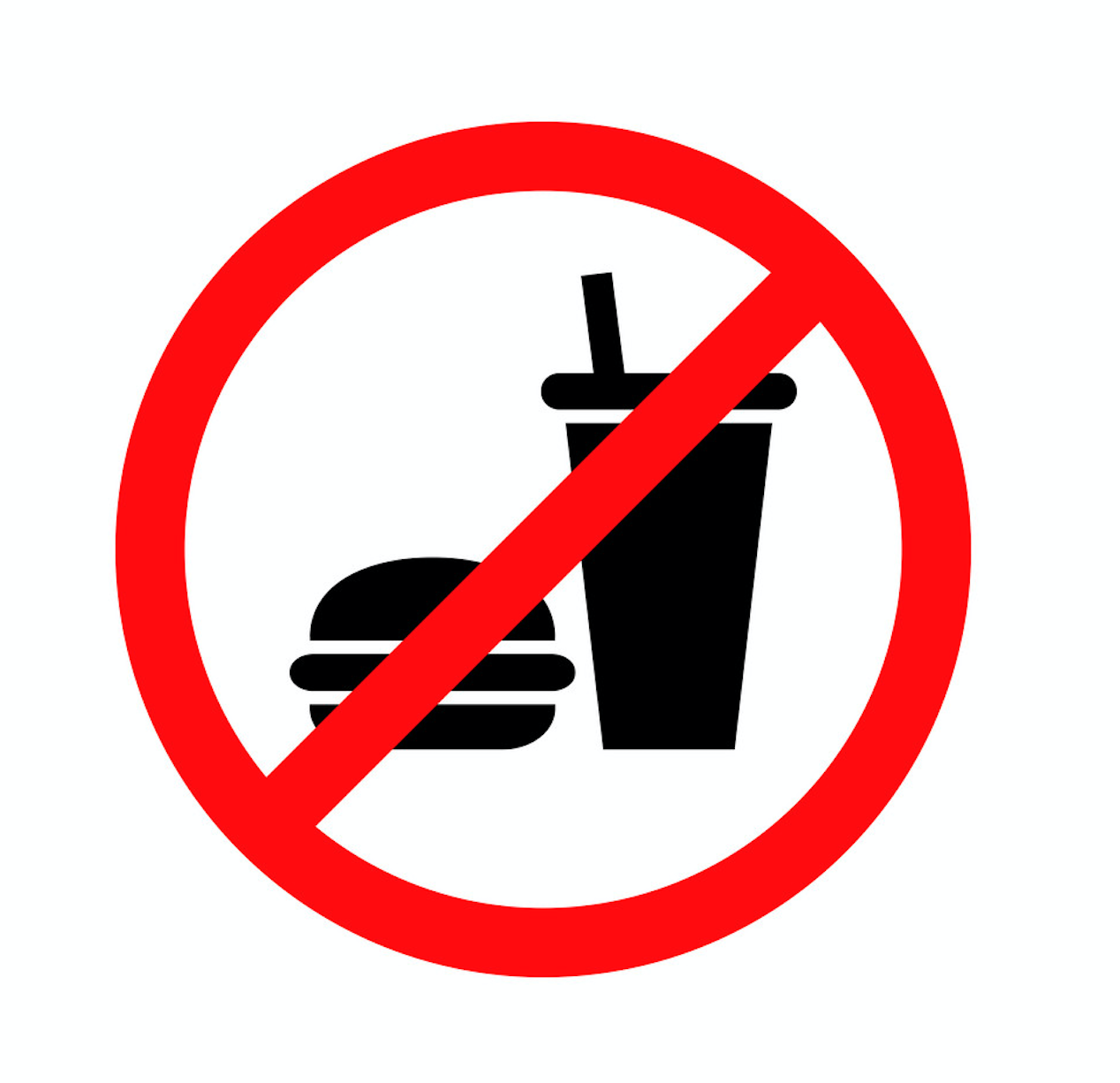 Jessica Lee Lw 3 This Symbol Is Used To Imply That Food Is Not Allowed Many Stores And Businesses Commonly Use Th Retail Logos Media Literacy Lululemon Logo