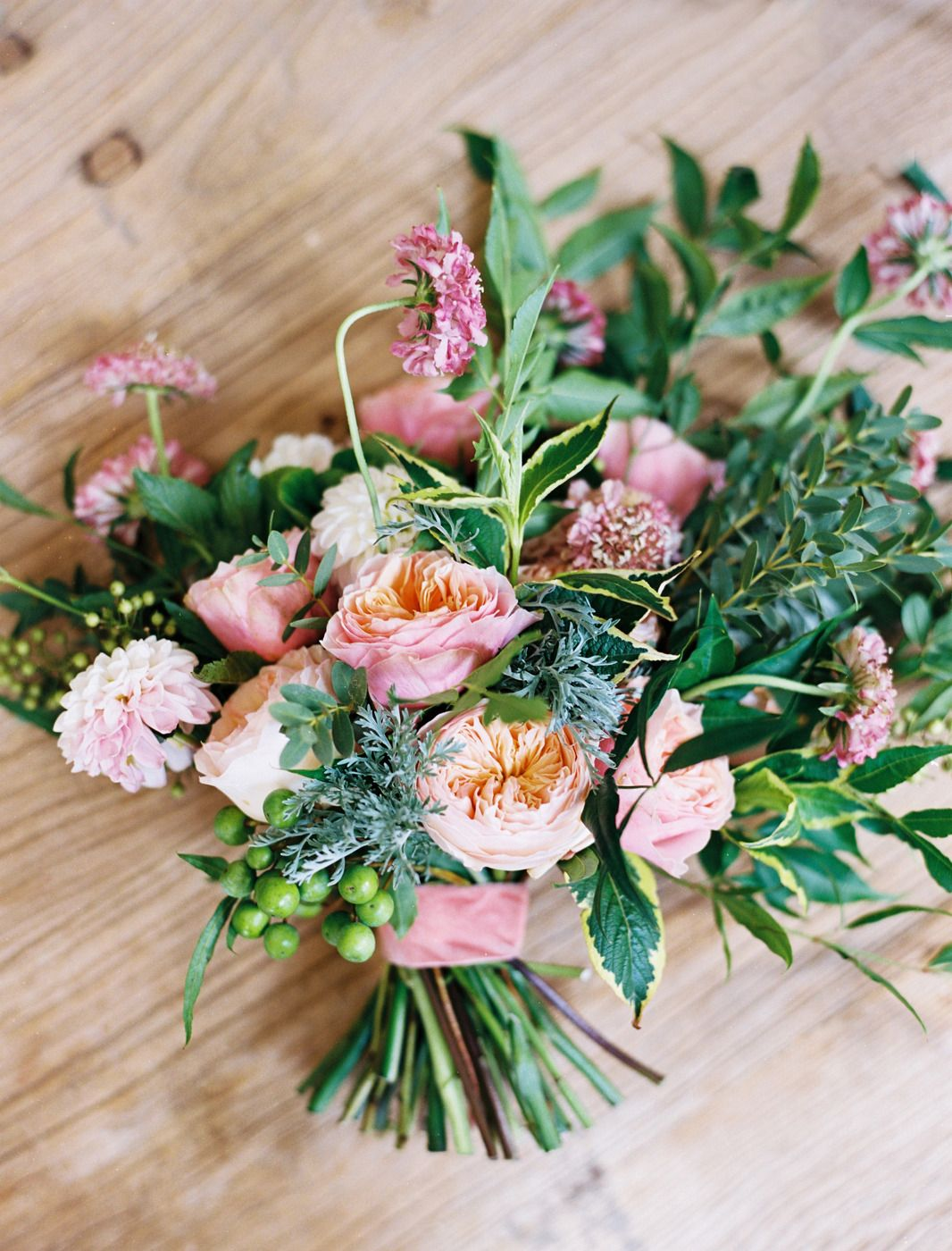 Inspired by blush colored details blush color bouquet photography