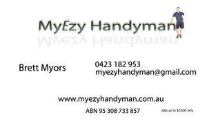 MyEzy Handyman, Handyman, St Lucia, QLD, 4067 - TrueLocal