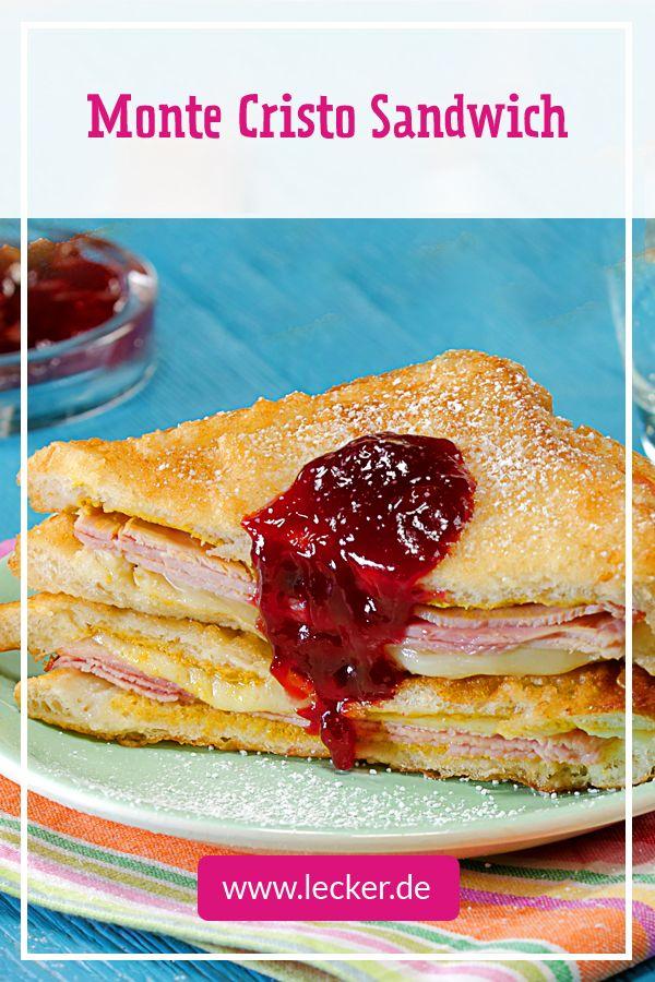 Monte Cristo Sandwich – so geht's | LECKER