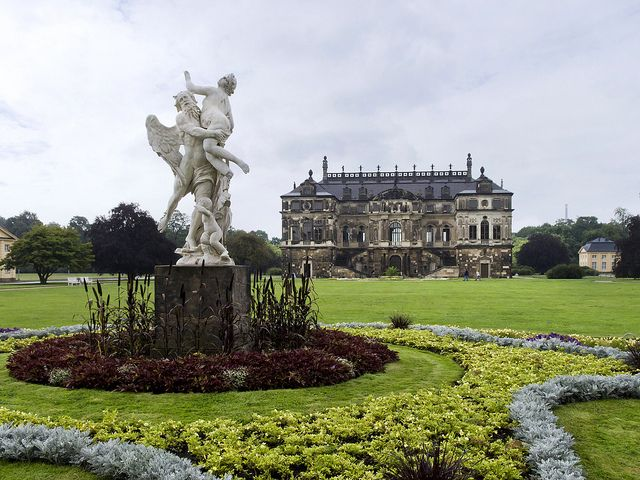Grosser Garten Dresden Stad