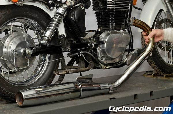 ac8b3df9fd987386ba0b9515c441e80a suzuki ls650 savage s40 boulevard exhaust system installation suzuki savage 650 wiring diagram at gsmx.co