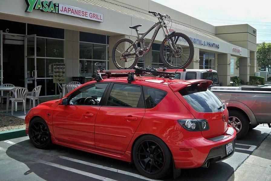 Mazda 3 Mps With Roof Rack Other Pinterest Roof Rack Mazda