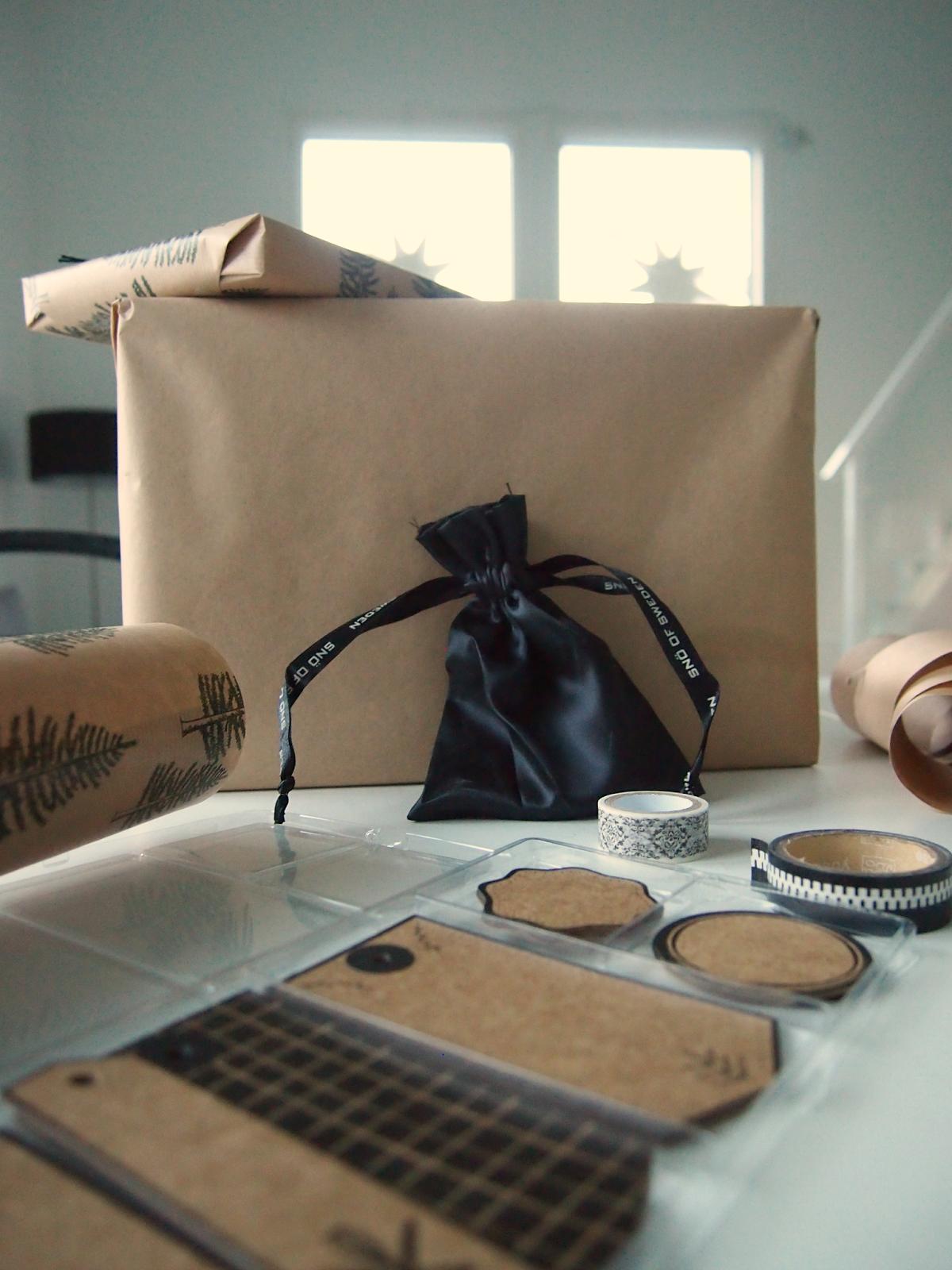 Hannas Home / Christmas / gift wrapping