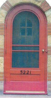 A Amp A Millwork Wood Combination Storm Doors Screen Doors