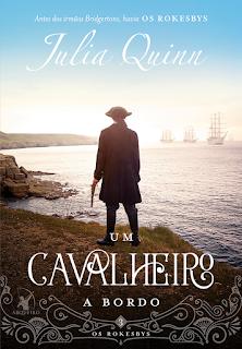 Um Cavalheiro a Bordo - Julia Quinn | Romance de época