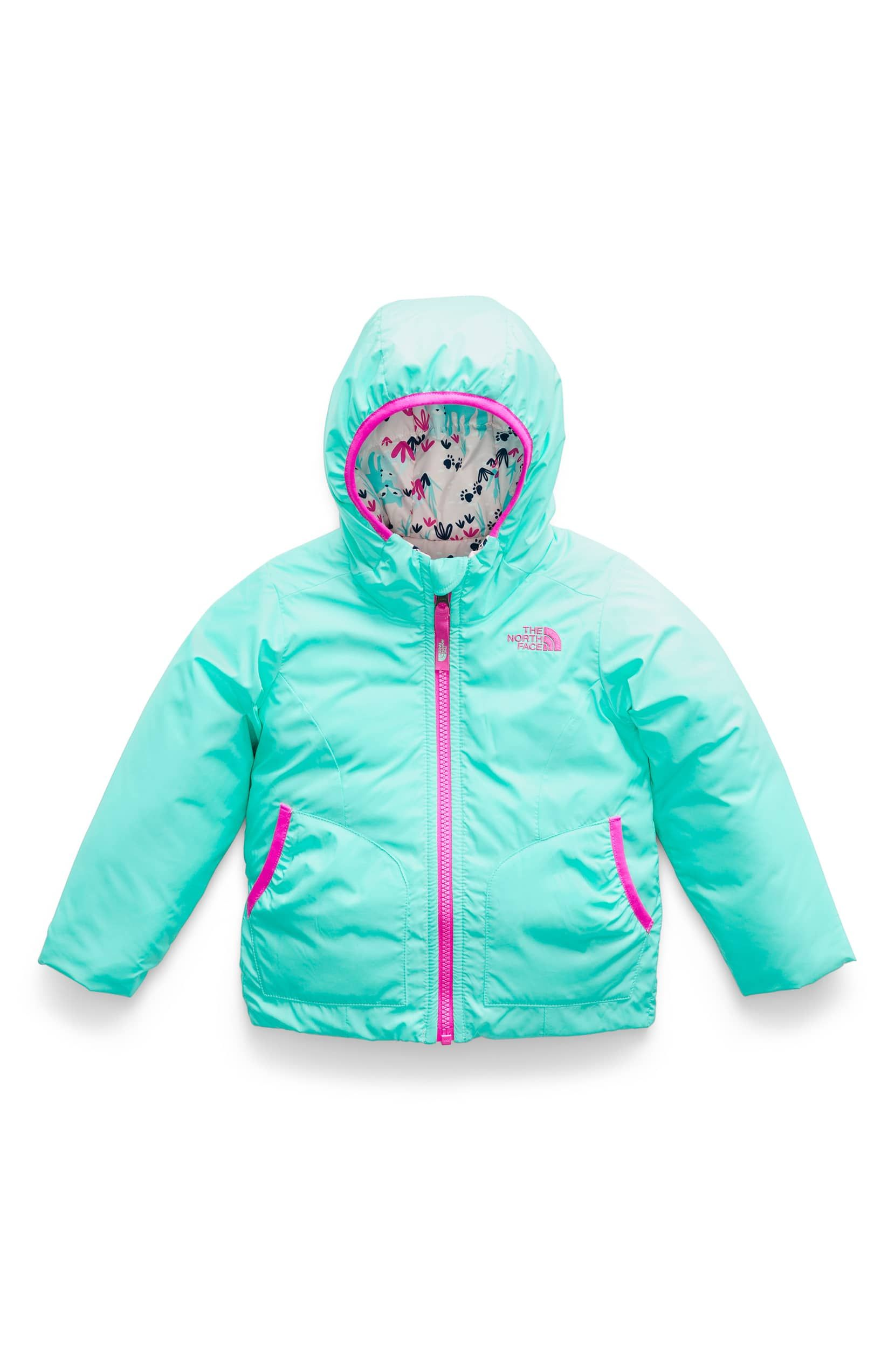 The North Face Kids Reversible Perrito Jacket Is A Quilted Jacket Designed With A Dwr Durable Water Repellent Warm Winter Jackets Toddler Girl The North Face [ 2546 x 1660 Pixel ]