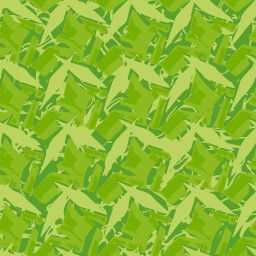 Seamless Pattern With Abstract Leaves Svg Jpg Seamless Patterns Background Patterns Seamless Background