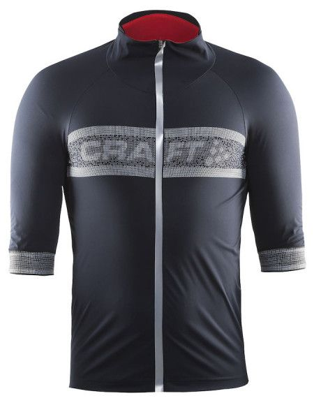 Craft Shield Hybrid Cold Weather Cycling Jersey Training Clothes