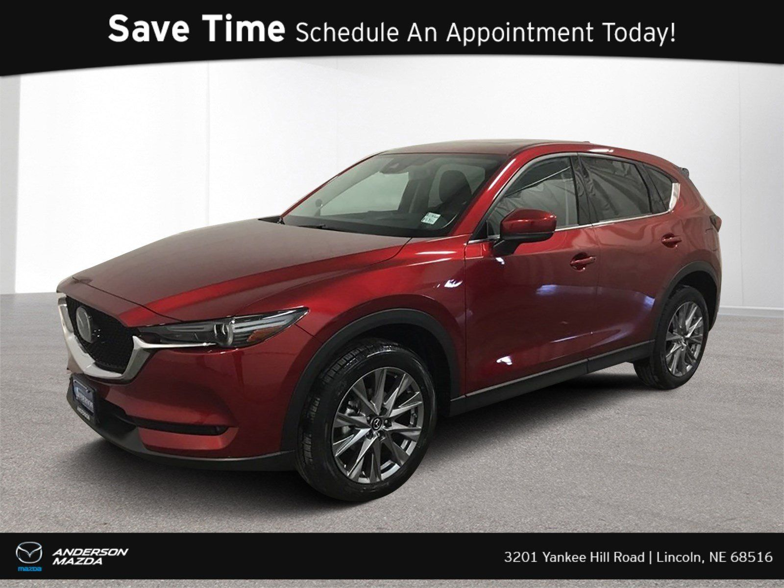 New 2019 Mazda CX 5 Grand Touring Sport Utility in Lincoln