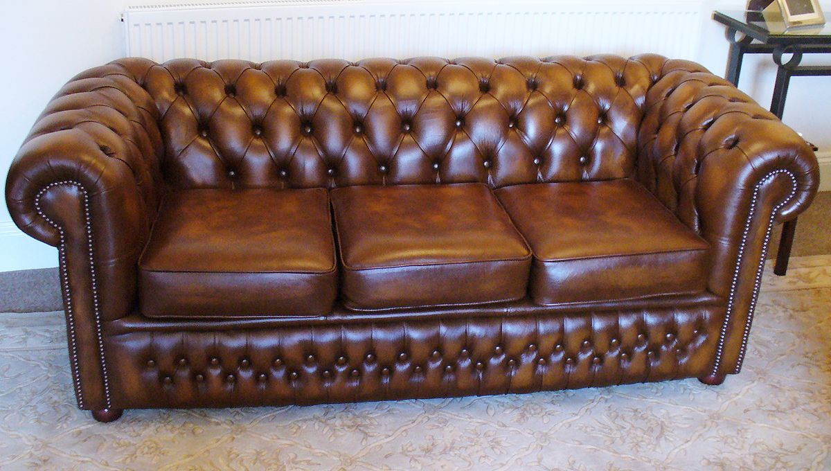Delightful Chesterfield Sofas | Chesterfield Suites | Chesterfields Direct To .