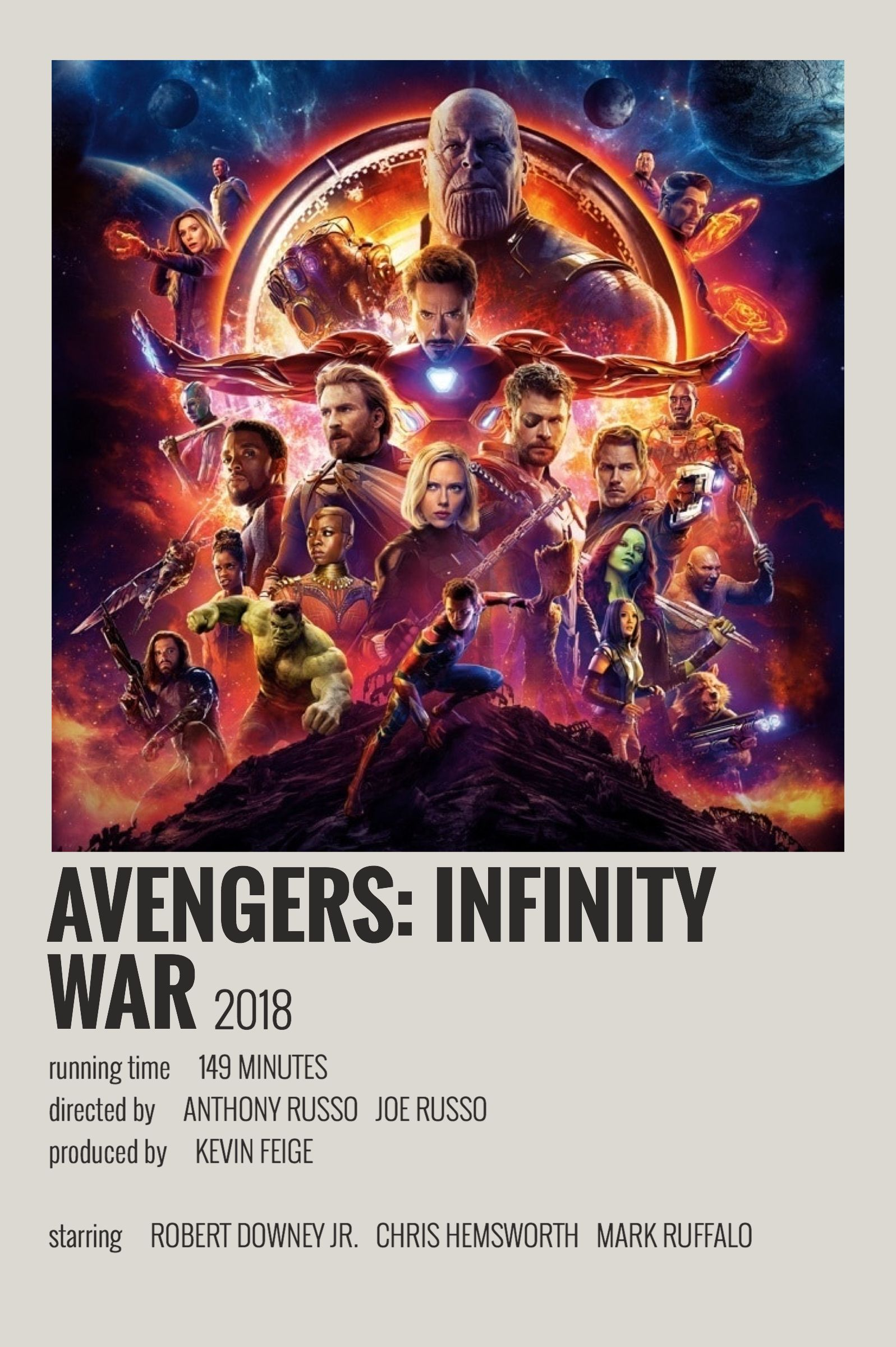 Avengers Infinity War By Maja Avengers Poster Avengers Movie Posters Film Posters Minimalist
