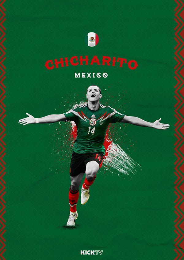 Copa América 2015 / Chicharito Hernández - Javier ...