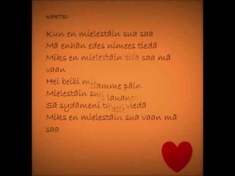 beibi lyrics