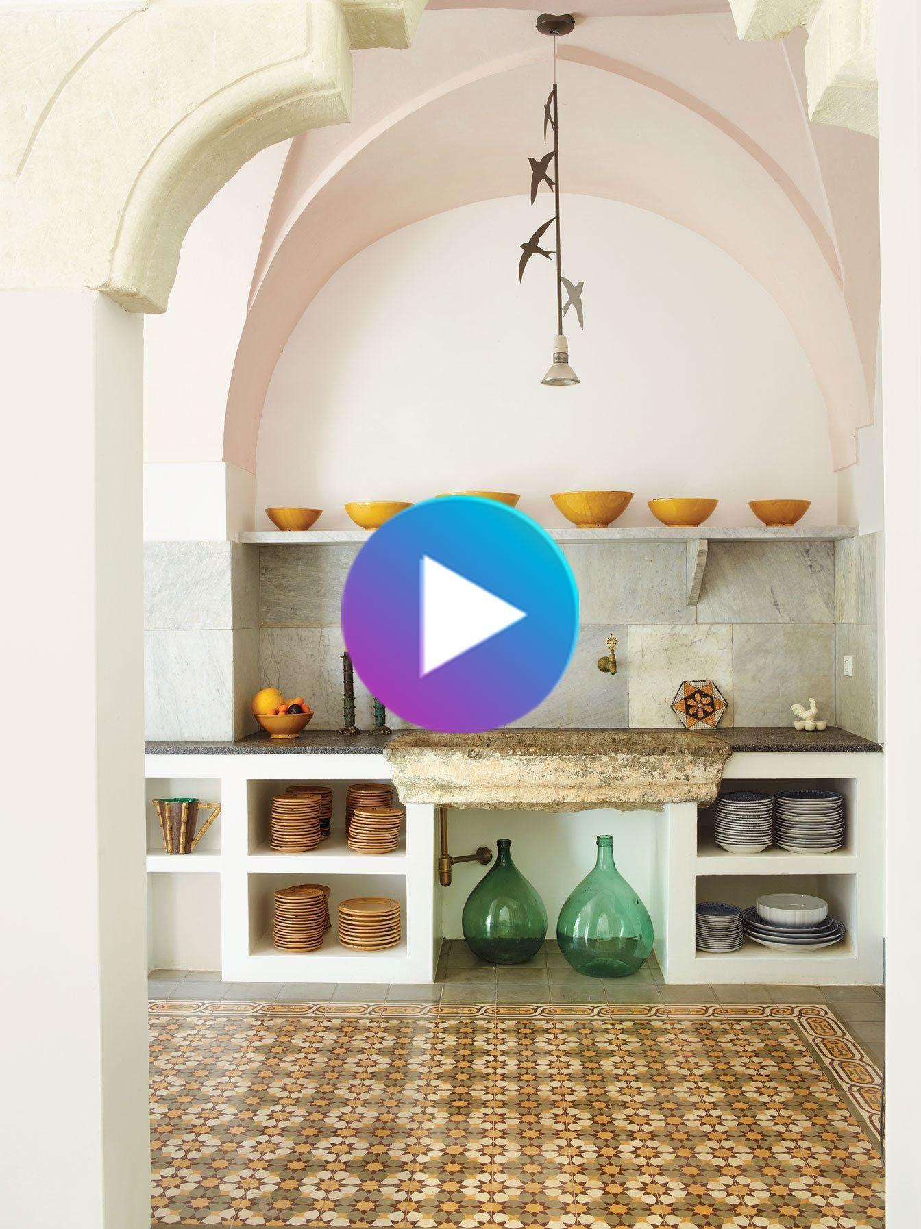 Een schilderachtige Retreat in een kleine stad in Puglia